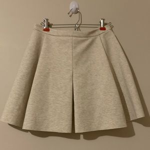 H&M circle pleated skirt size 10 NWT